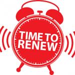 Time to Renew icon